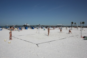 Beach Volleyball (Pic)