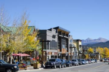 Main Street, Frisco, CO (Pic)