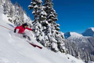 Utah is known for World Class Skiing minutes from Urban Living (Pic)