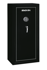 Stack-On Strong Box Personal Safes with Electronic Locks are DOJ approved.
