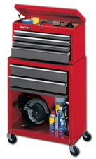 Stack-On Tool Chests and Cabinets
