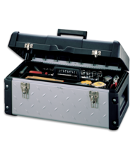 Stack-On Professional Steel and Plastic Tool Boxes include high quality features for strength and durability.