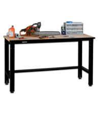 Stack-On workbenches provide just the right amount of workspace to complete your projects.
