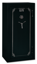 Stack-On Elite Series Large Capacity Convertible Safes are Fire Resistant, DOJ, ETL Rated Safes.