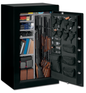 Stack On Products 36 Gun Safe With Electronic Lock And Door Storage