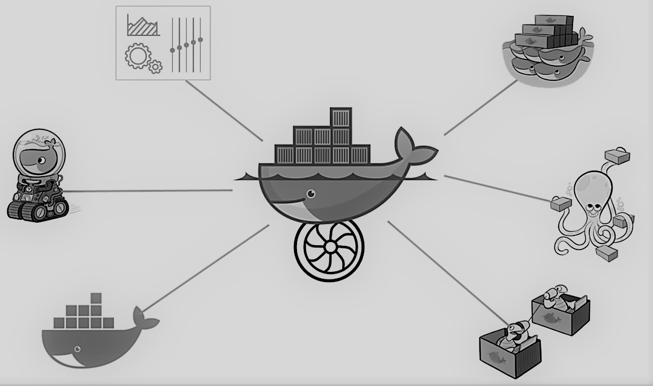 Docker engine-related tech