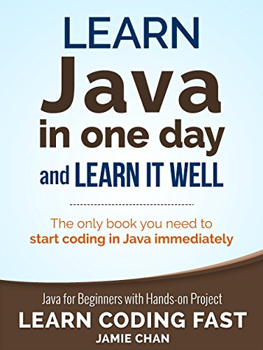 Learn Java in One Day