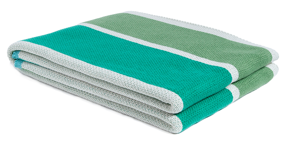 Cabana Stripe &#8211; Green-  <a href='' style='text-decoration: underline;'>Where to Buy</a>