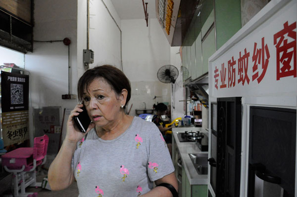 mafia colombiana en China, 3