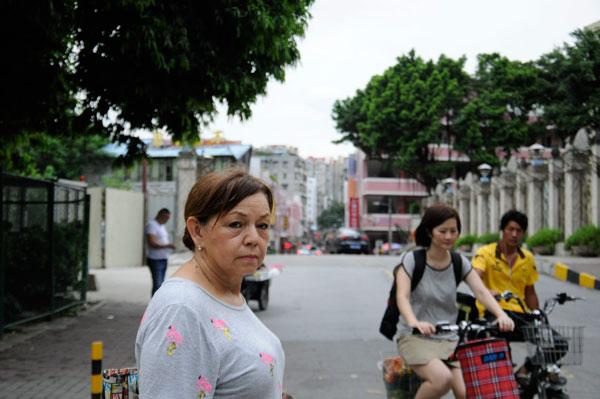 Mafia colombiana en China, 5