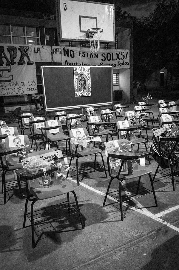 Pensar Ayotzinapa, 2