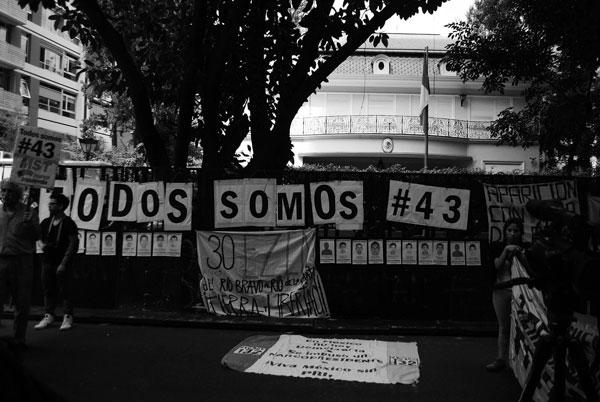 Pensar Ayotzinapa, 3