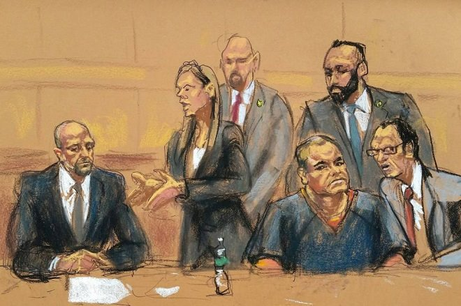 juicio del Chapo, int2