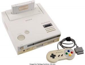Subastarán el último Nintendo PlayStation, conoce la historia detrás de esta colaboración única