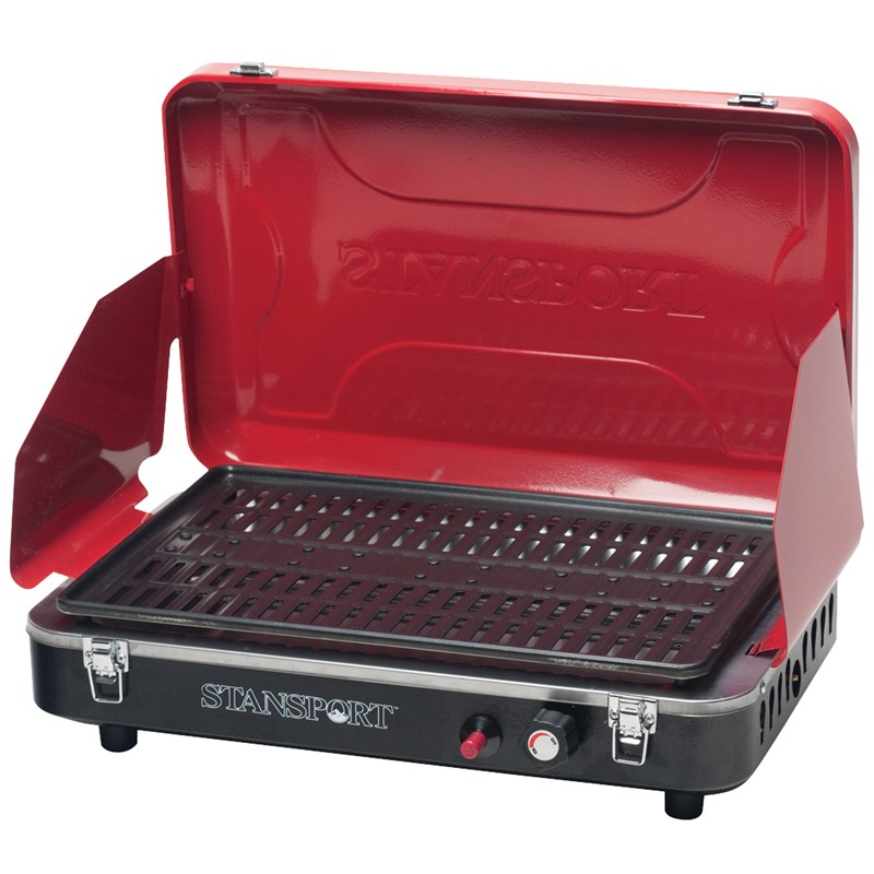 EZ Propane Grill Stove With Piezo - Red at Sears.com
