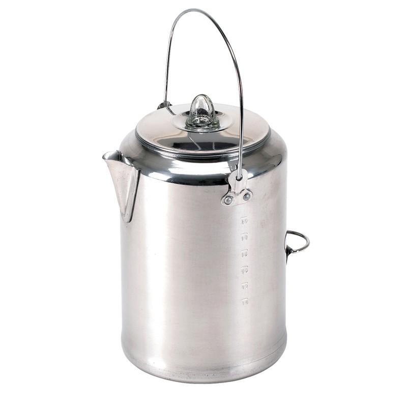 EZ Aluminum Percolator Coffee Pot - 20 Cup at Sears.com