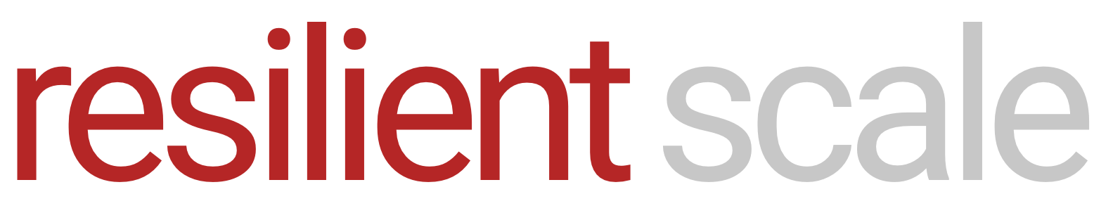 Resilient Scale Logo
