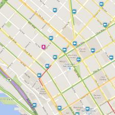 DOT Transportation Map