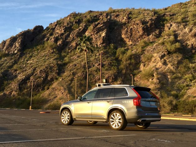 Uber shuts down self-driving car program in Arizona after fatal crash