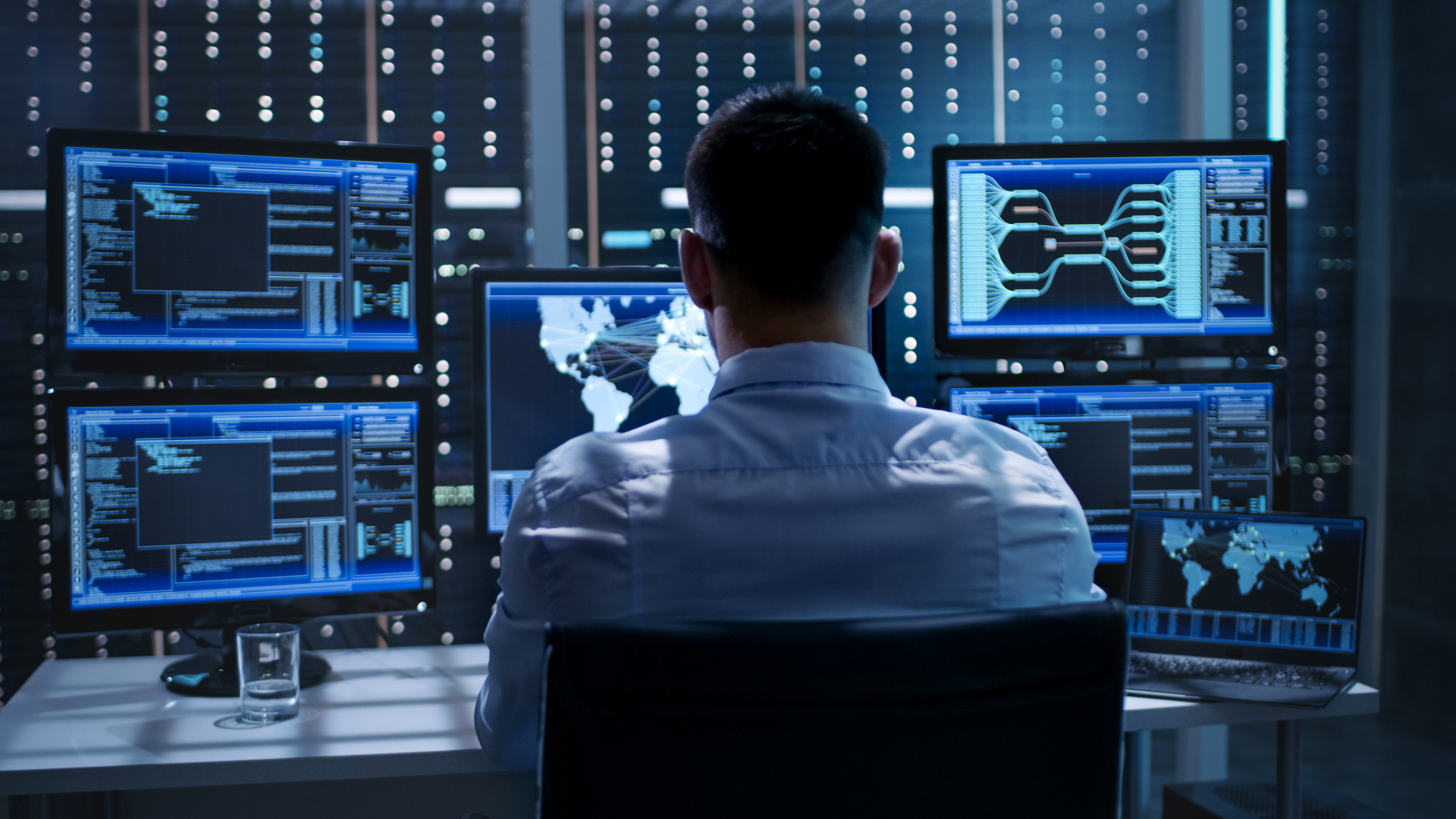 California boots up state's first cybersecurity operations ...