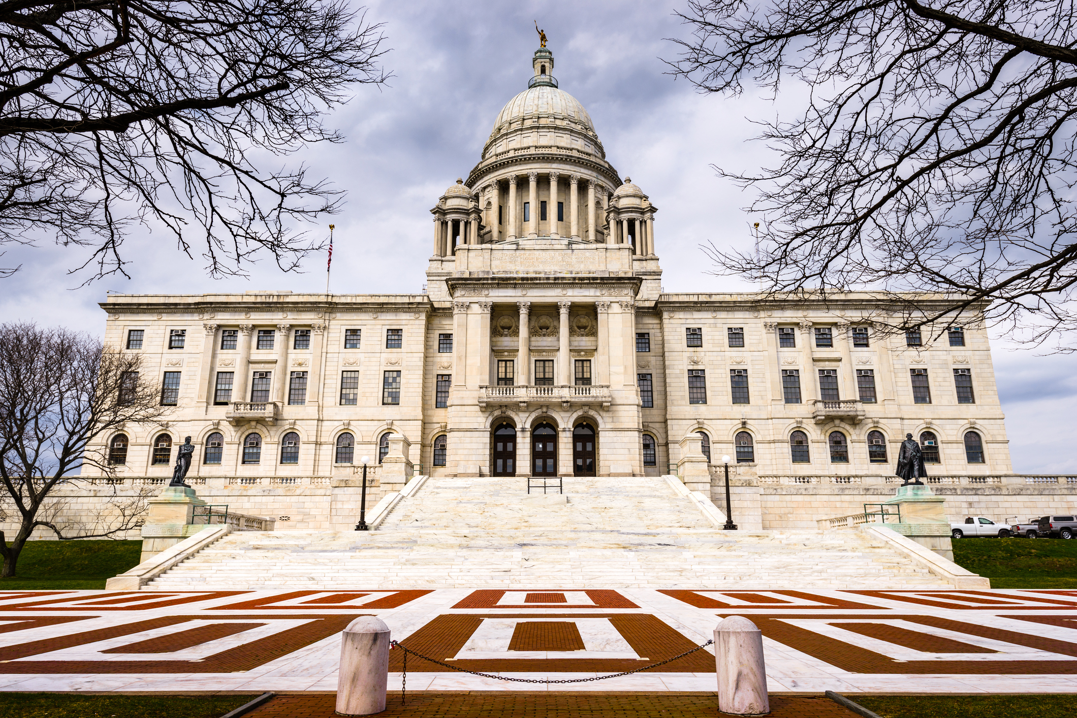 Rhode Island State Government Officials