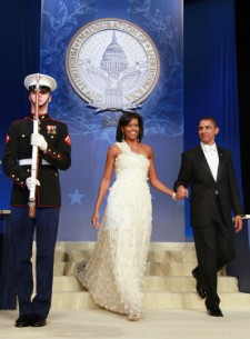 Michelle Obama's Most Memorable Gowns