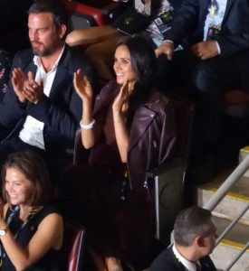 Meghan Markle Comes Out to the Invictus Games!