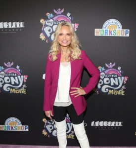 New York screening of 'My Little Pony: The Movie' - Arrivals
