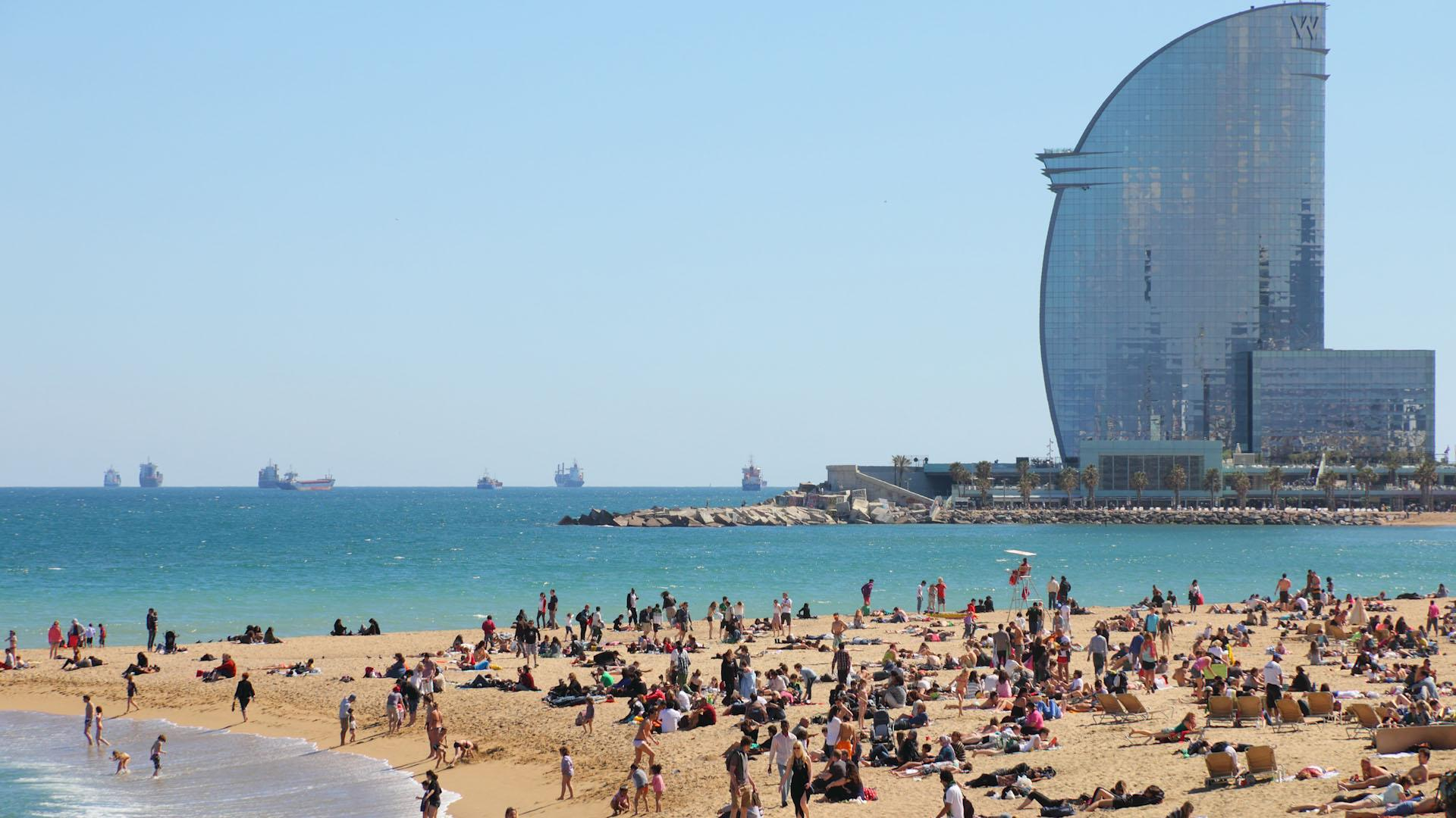 Beaches Coasts And Islands Lonely Planet - The 11 best urban beaches in europe