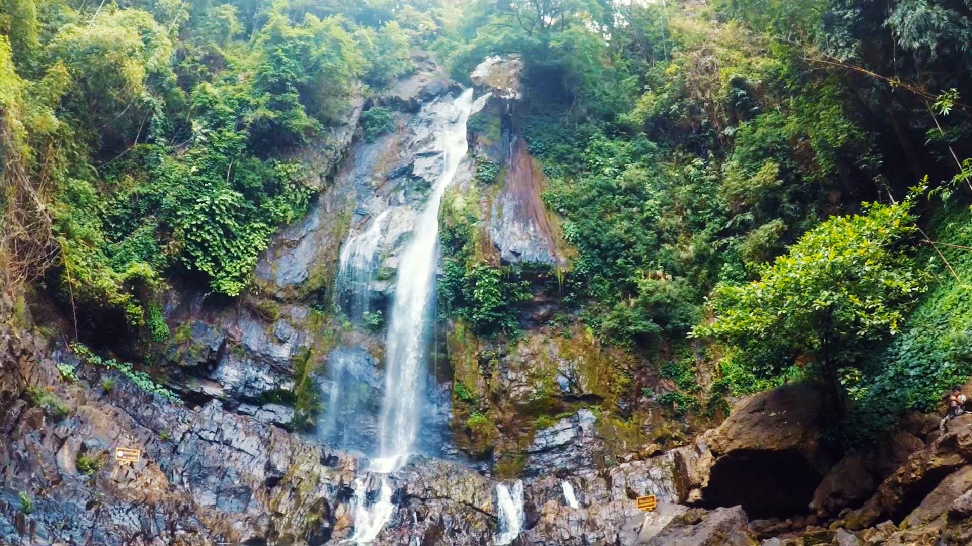 Discover Thailand: hiking in Si Phang Nga National Park ...
