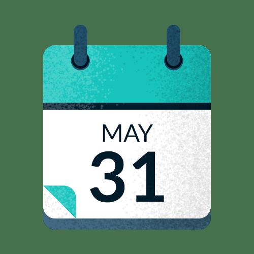 May 31, 2019