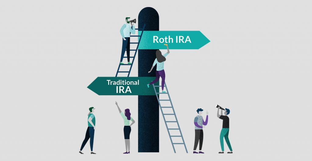 Explain an IRA in English