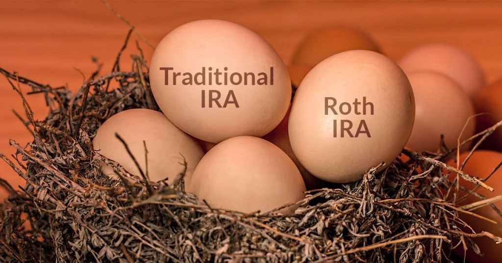 Roth IRA definition v. traditional IRA