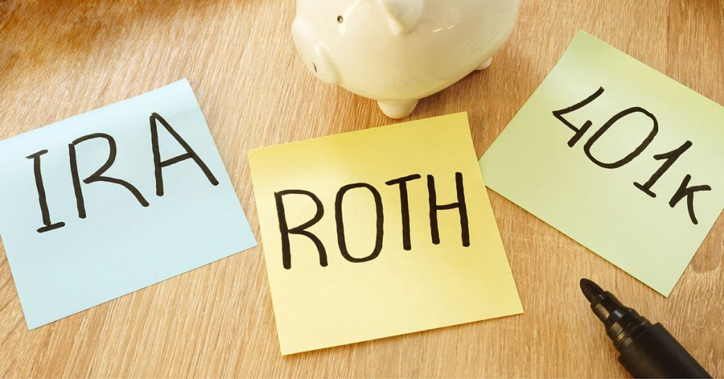 Roth IRA definition vs. other retirement accounts