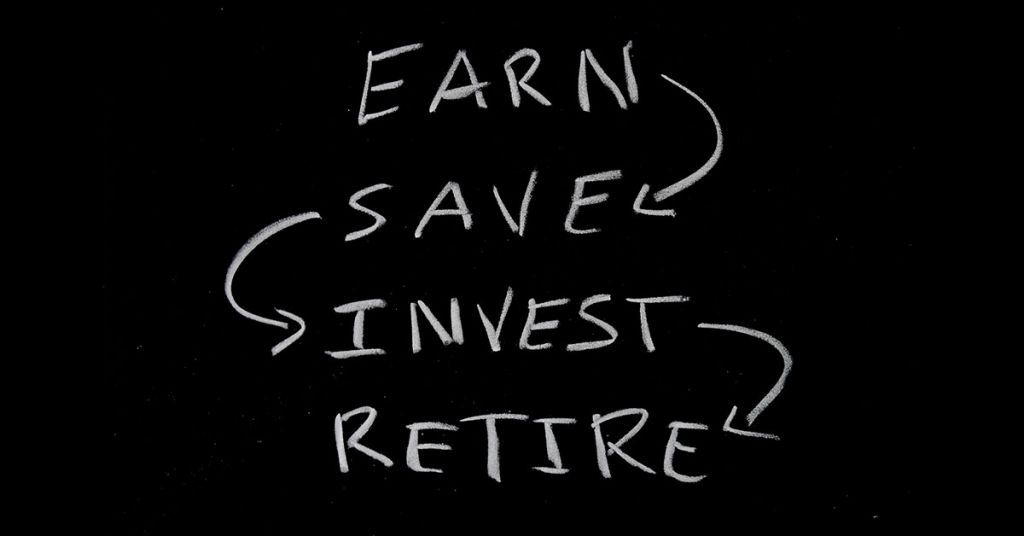 Financial goals by decade