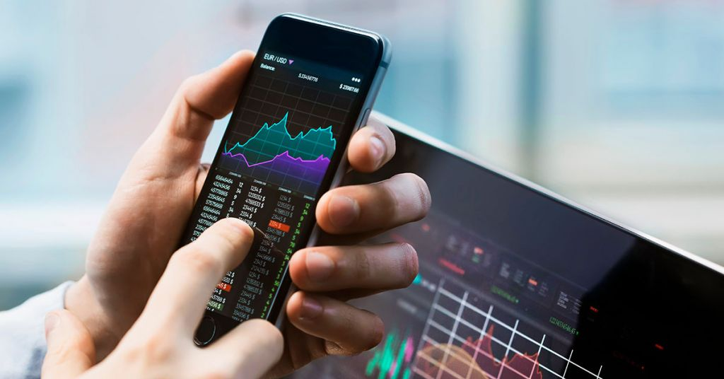 Types of mobile investing
