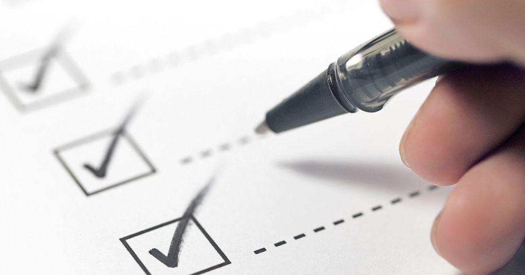 new brokerage checklist