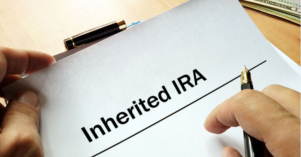 Understanding the taxes on an inherited IRA