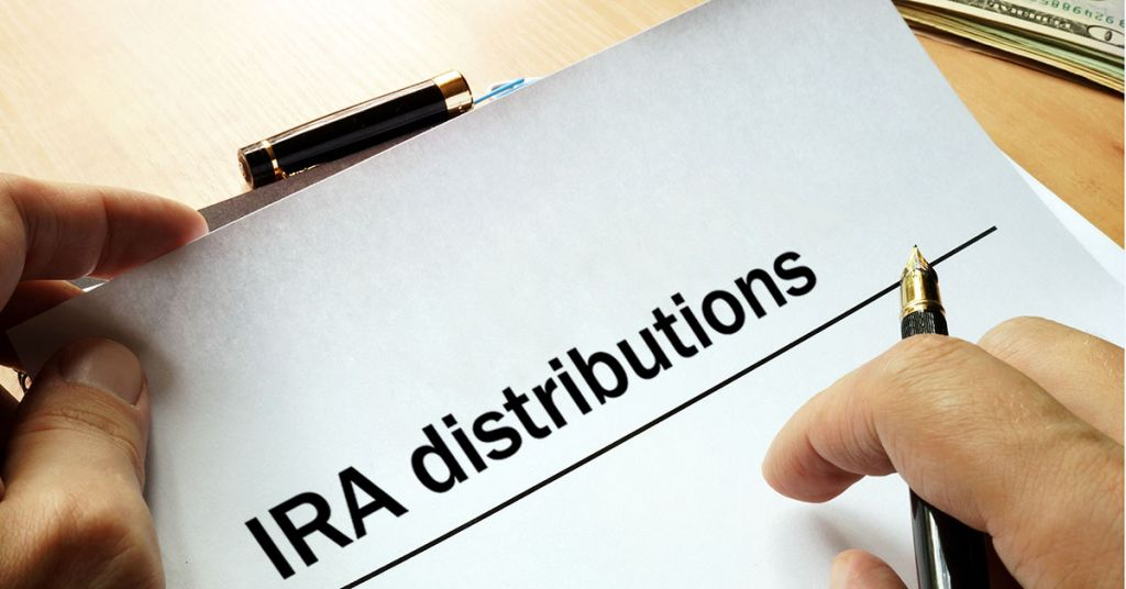 Taking an early distribution from your IRA