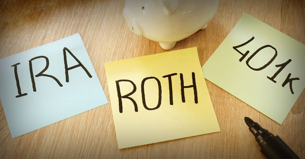 Comparing a IRA to a Roth IRA and 401(k)