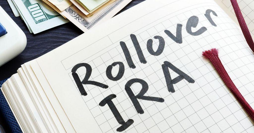 IRA rollover, 401(k) rollover, and backdoor Roth IRA