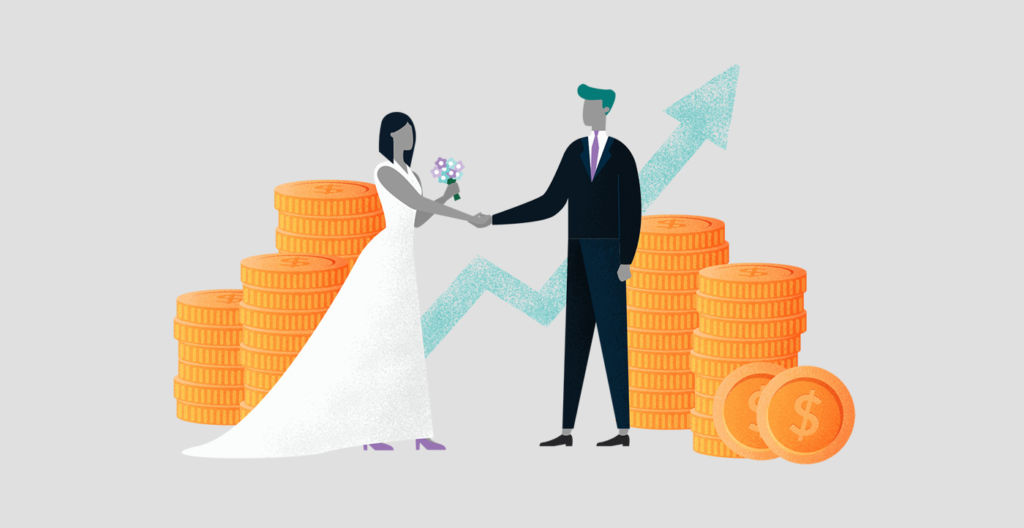 Just married? Here's your guide to combining finances