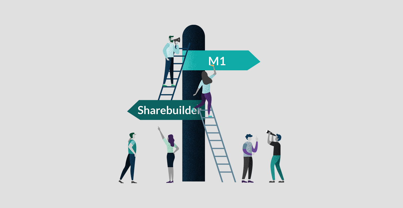 The Best Sharebuilder Alternative is Free   M1 Finance