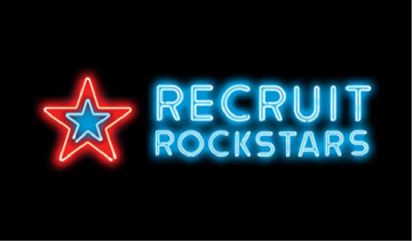 Recruit Rockstars logo