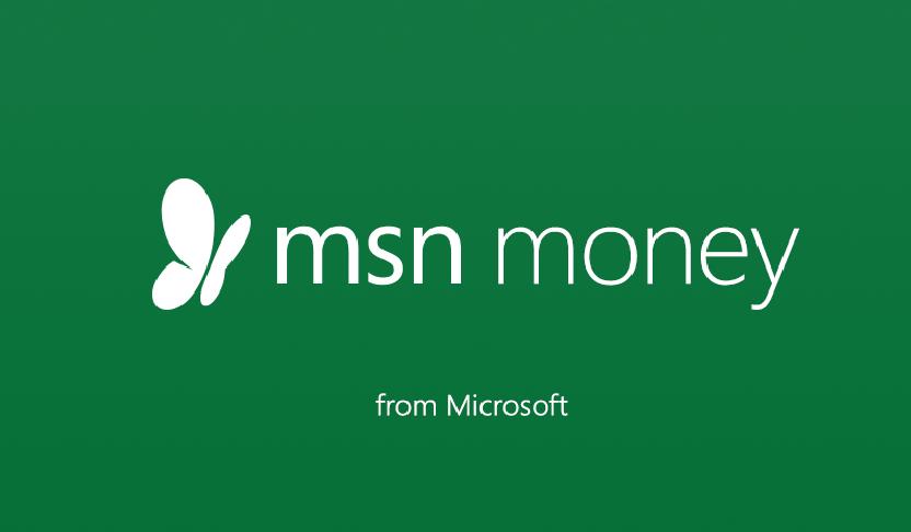MSN Money logo