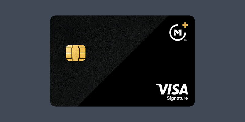 Image of the new M1 credit card