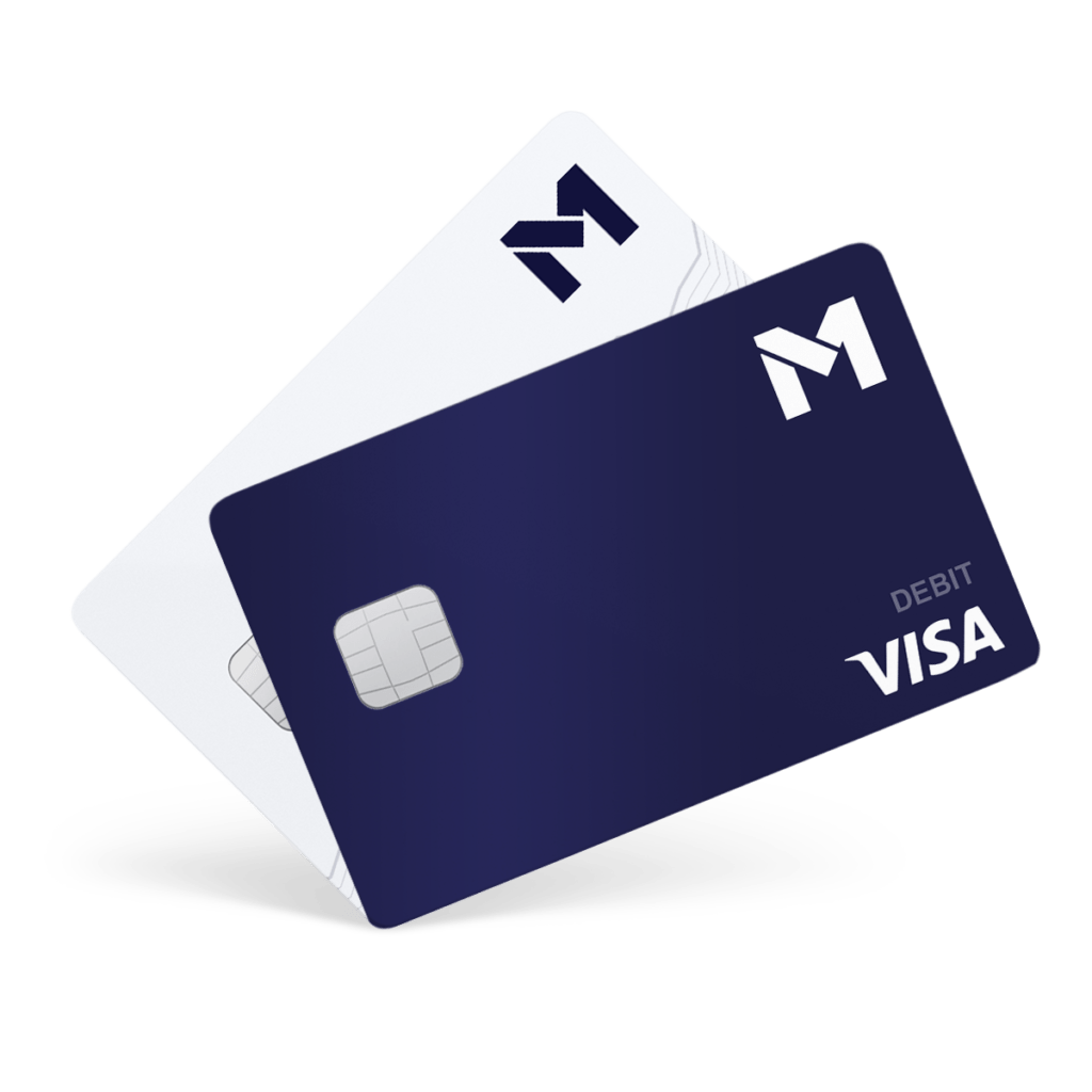 The M1 Spend checking account comes in two tiers: Basic and M1 Plus.