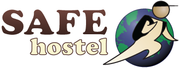 SafeHostel Logo