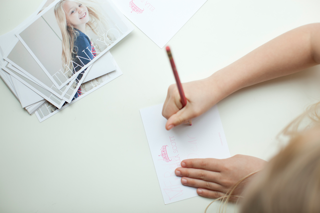 How to Teach Kids to Write Thank You Notes