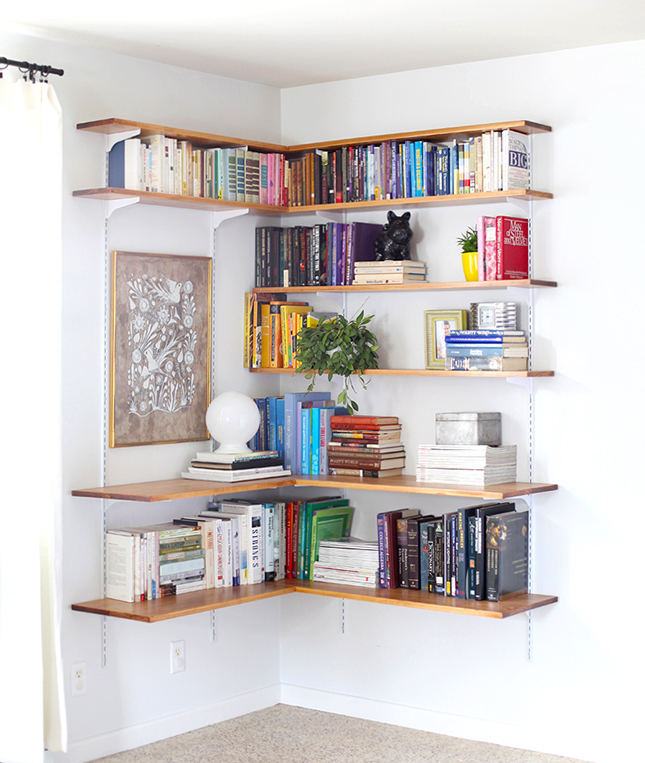 5 Tips for Reviving Your Bookcase